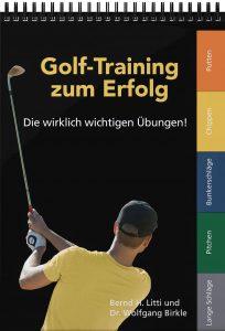 "Buchcover ""Golf-Training zum Erfolg"""