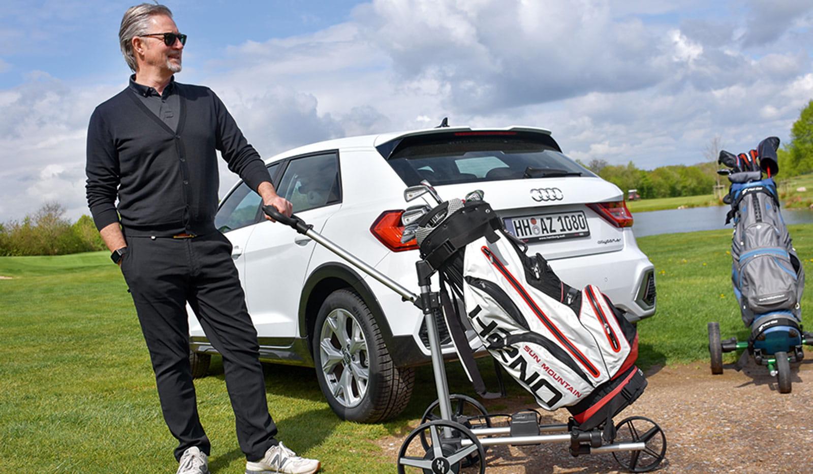 Markus Salzmann, Flat Cat Touch und Audi A1 Citycarver