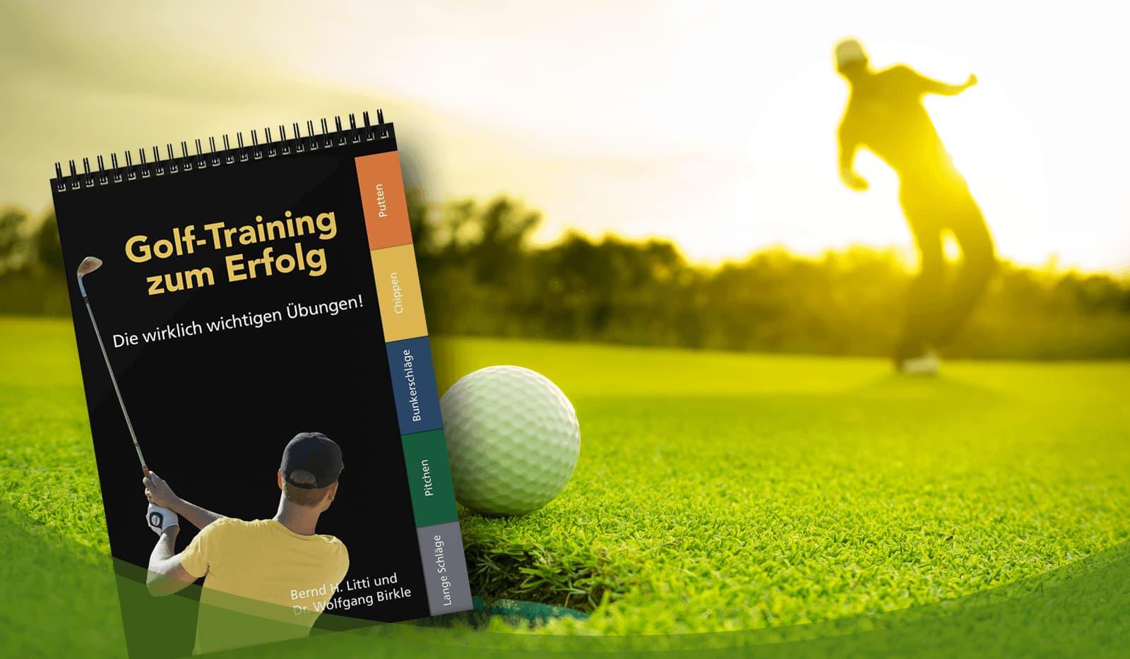 """Buch""""Golf-Training zum Erfolg"""""""