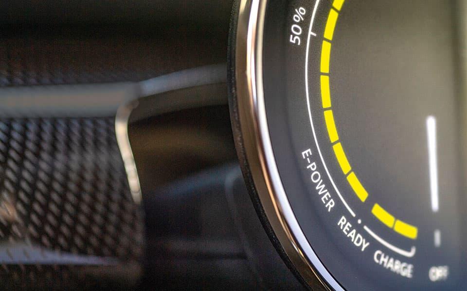 Mini Cooper SE Details Innenausstattung