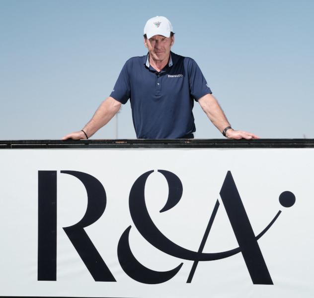 R&A supports Nick Faldo series