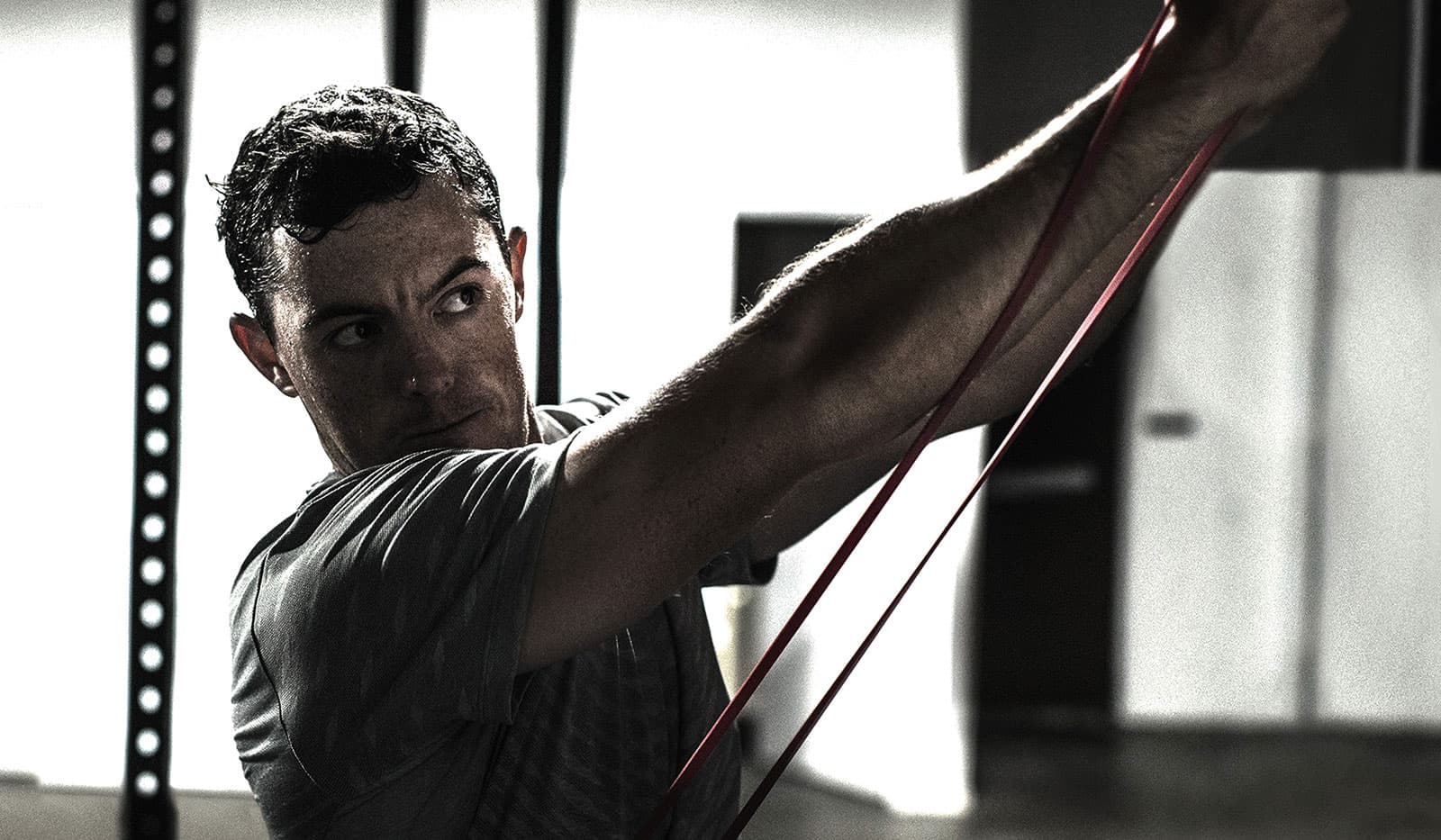 Rory McIlroy Fitness Workout