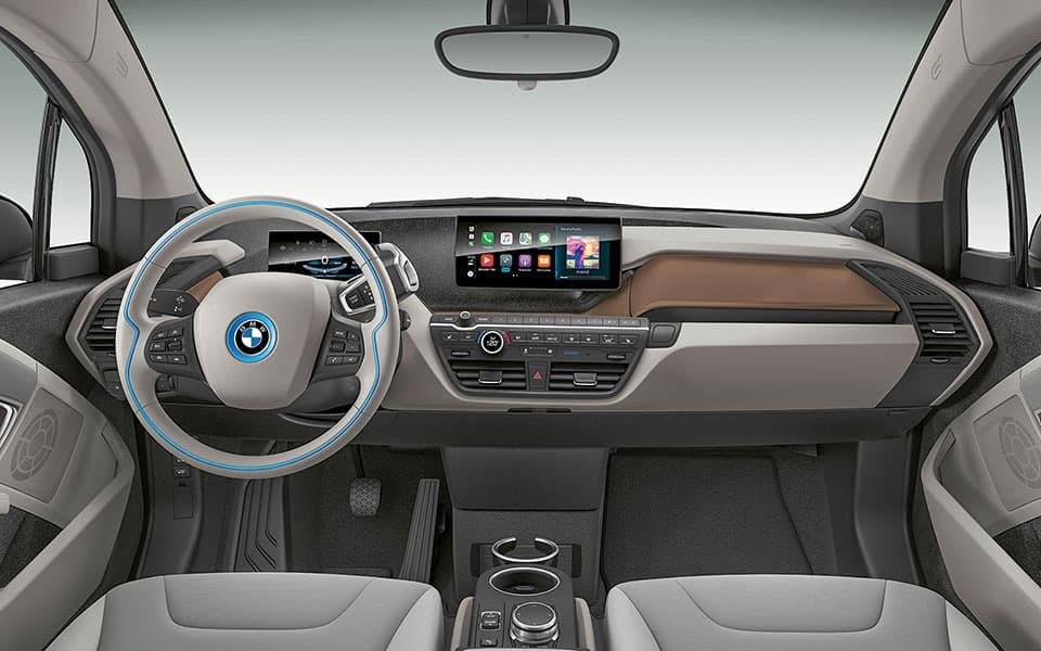 BMW i3 Innenauststattung