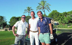 all4golf Stefan Kirste, Michael Lambertz, Hinnerk Baumgarten Golfplatz