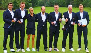 Europameister Golf Team Germany Herren