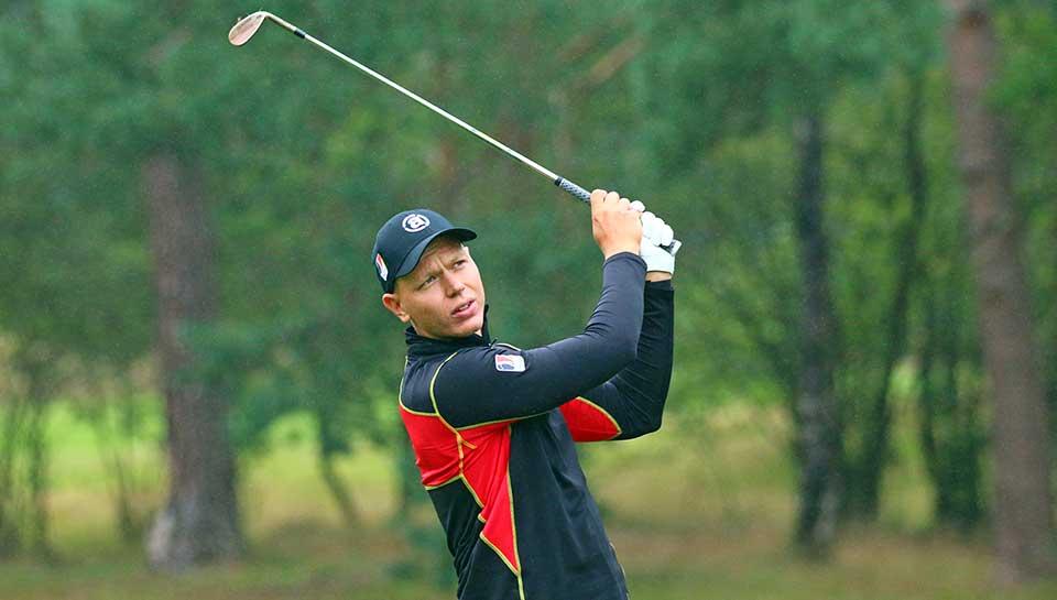 Europameister Golf Team Germany Matthias Schmid