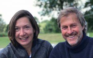 Nicole und Peter, Red Golf Moorfleet