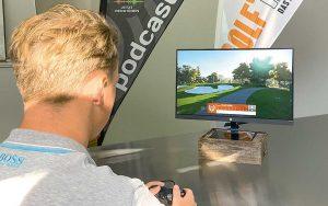 Gaming-test PGA Tour 2k21