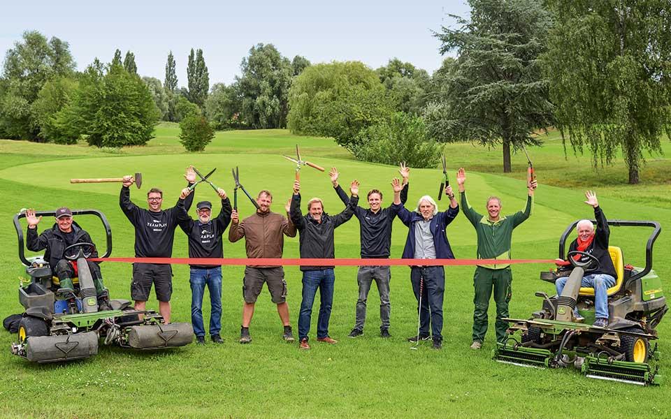 Red Golf Moorfleet Team