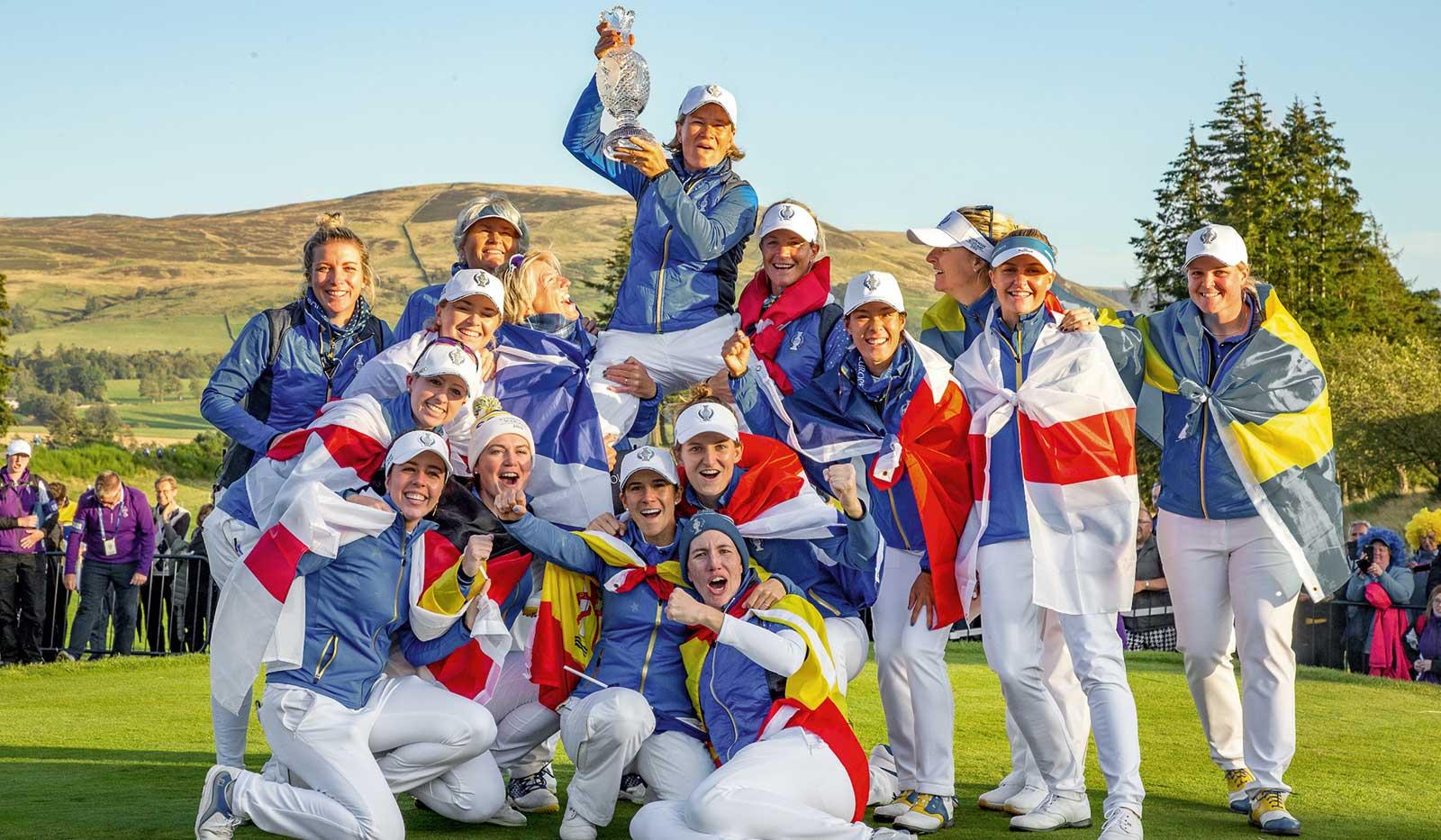 Team Europa Solheim Cup 2019