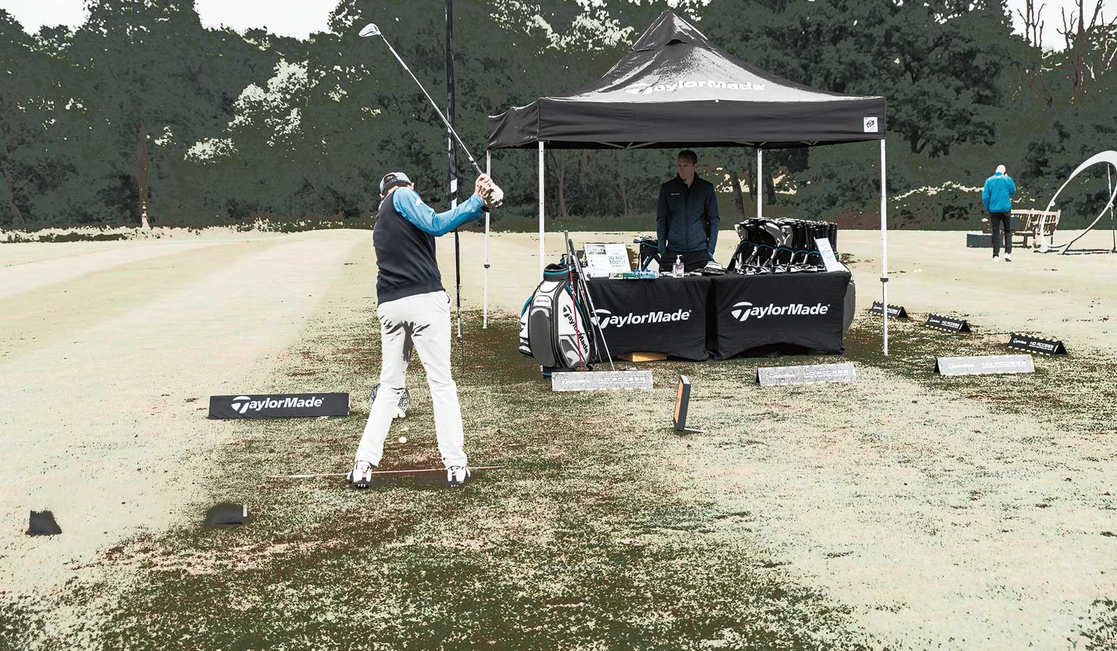 TaylorMade Fitting