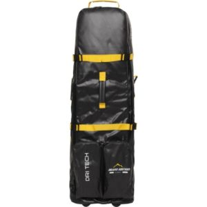 BIG MAX Travelcover DriLite all4golf schwarzgelb