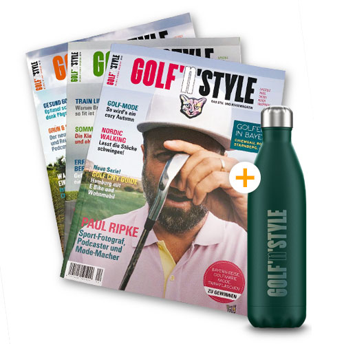 GOLF'n'STYLE Magazine