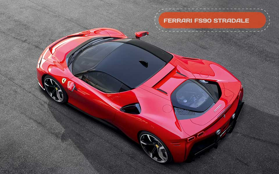 Ferrari FS90 Stradale