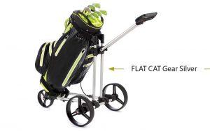 Flat Cat Gear Silver