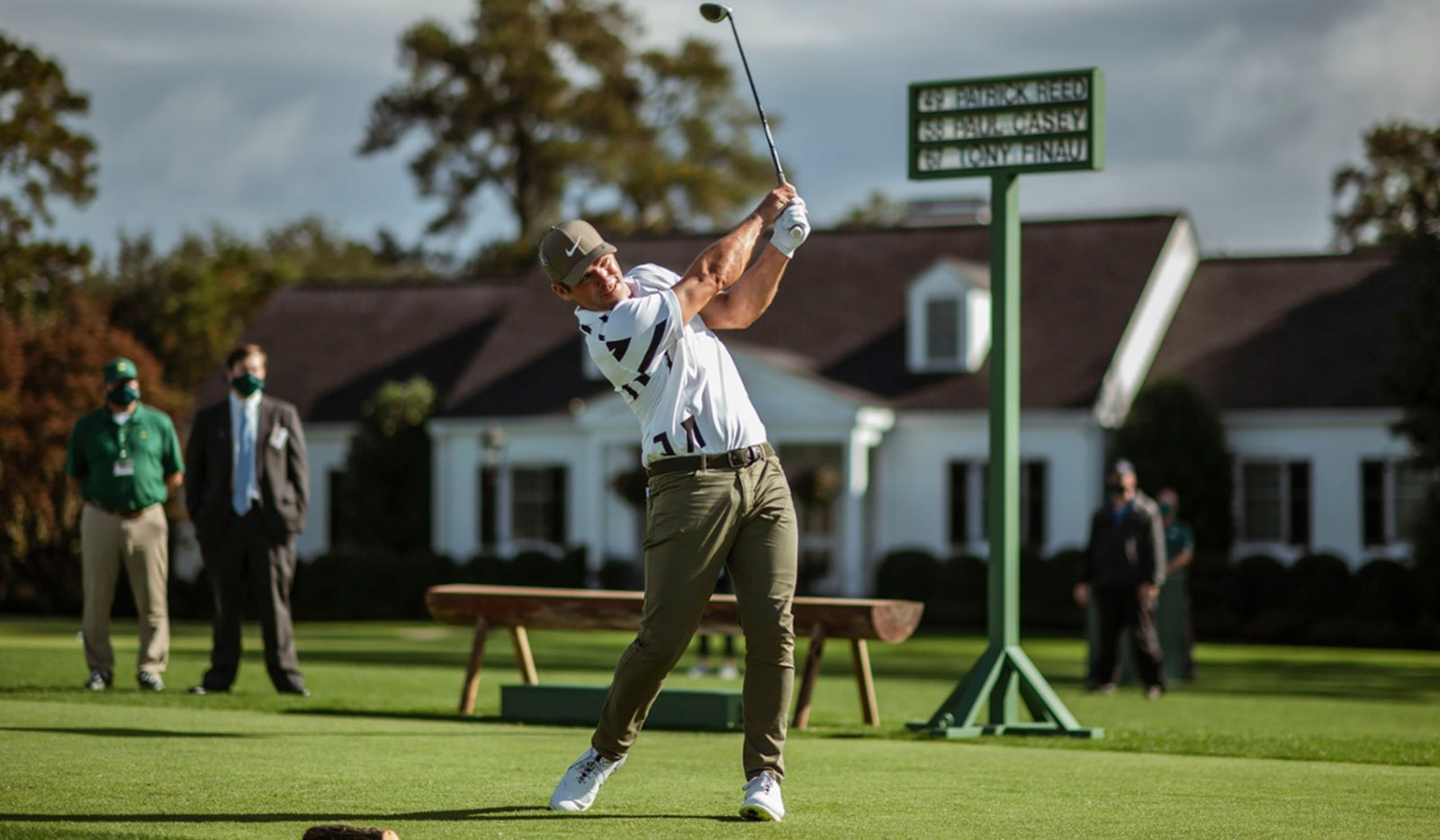 Masters2020 Kohjiro Kimmo Copyright Augusta National - The Masters are back!