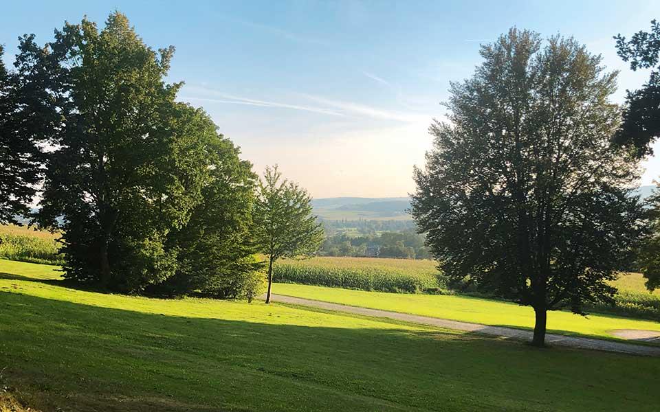 Landschaft Rottal