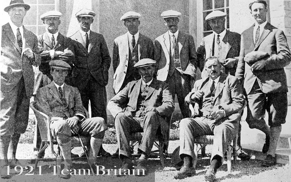 The-British-Team 1921
