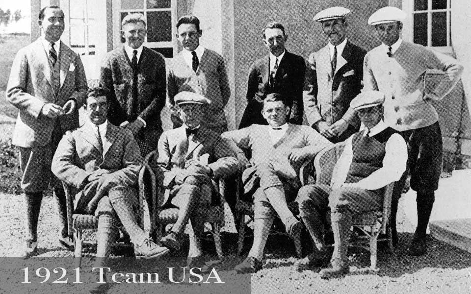 The-USA-Team 1921