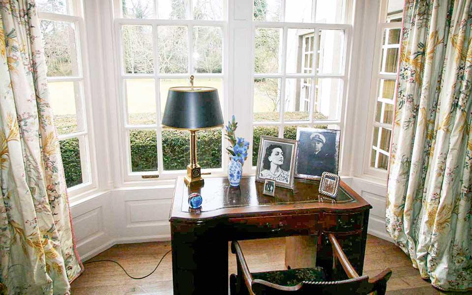 Drumkilbo House Wohnzimmer