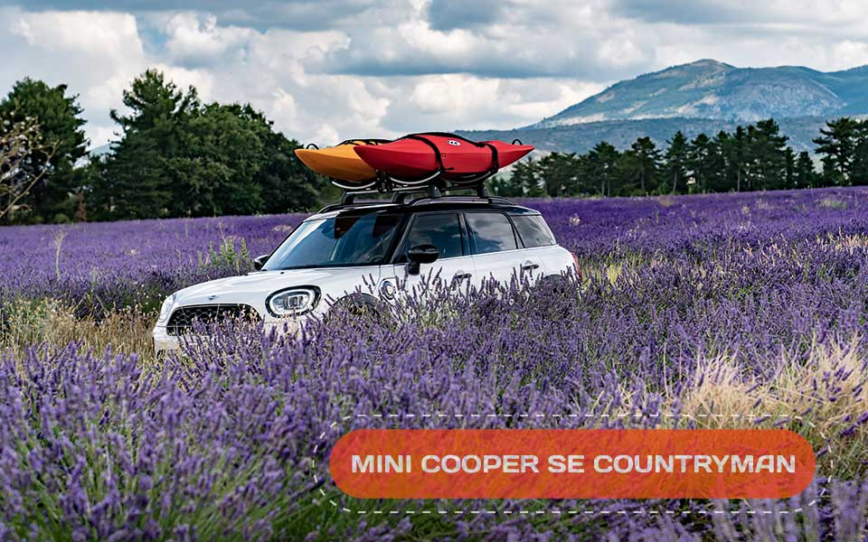 Mini Cooper SE Countryman