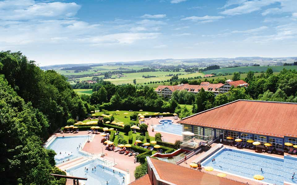 Wohlfuehl Therme Bad Griesbach