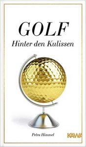 """Buchcover """"Golf – Hinter den Kulissen"""""""