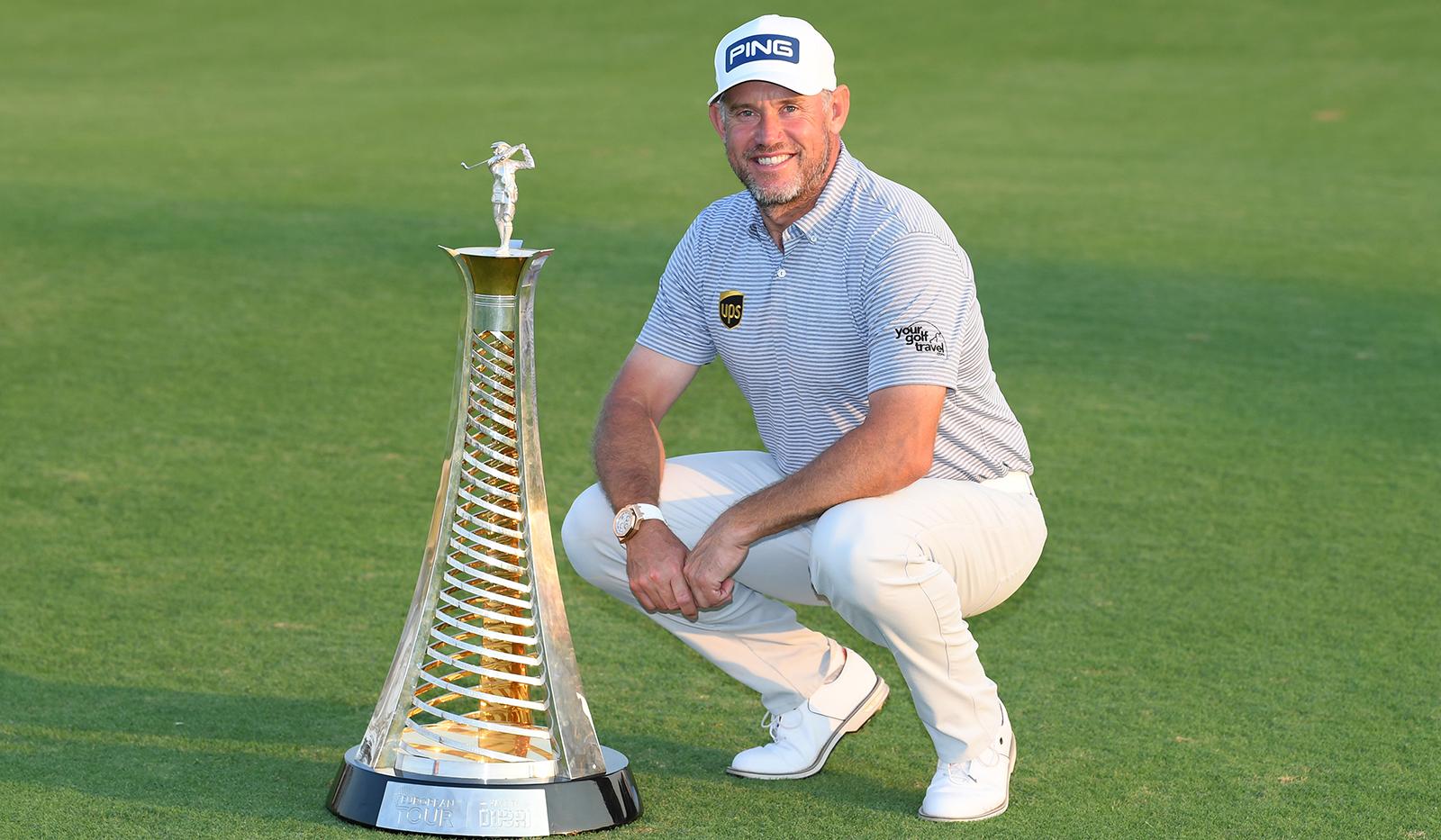 DP World Tour Championship  Dubai Round Four Lee Westwood m54625 - Race to Dubai Finale