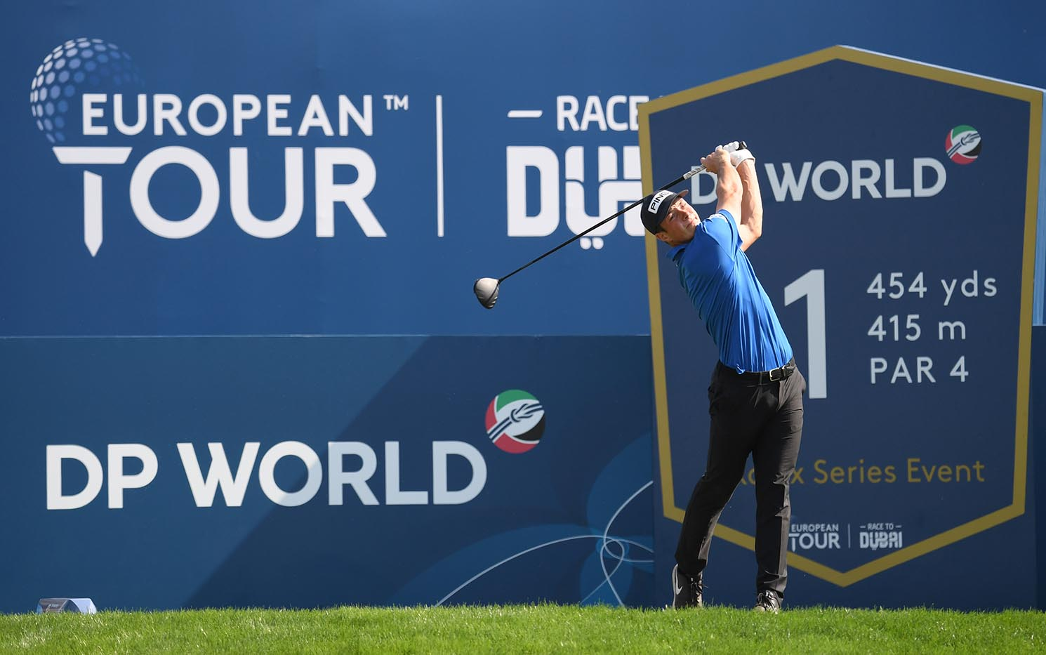 DP World Tour Championship  Dubai Round Four Viktor Hovland m54620 - Race to Dubai Finale