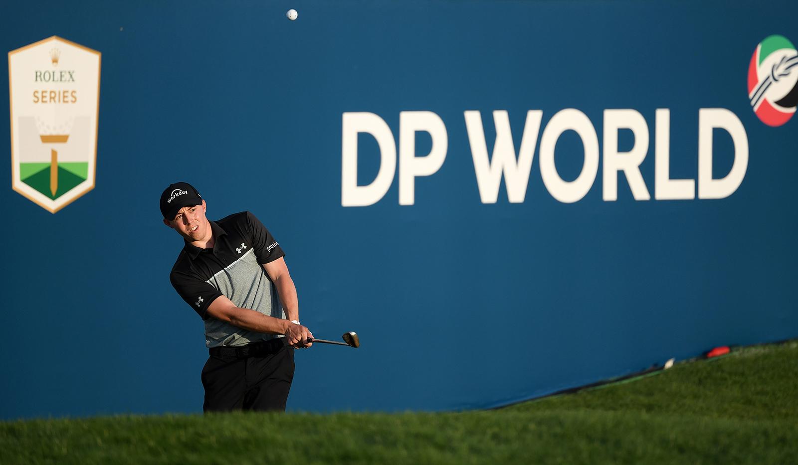 DP World Tour Championship  Dubai  Round Two Matt Fitzpatrick m54517 3 - DP World Tour Championship