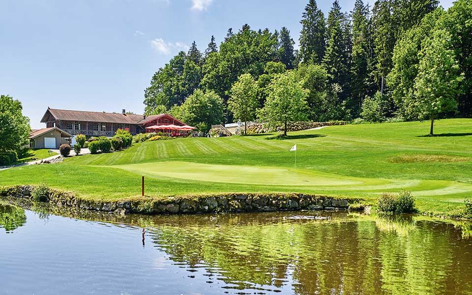 Brunnwies Golfplatz