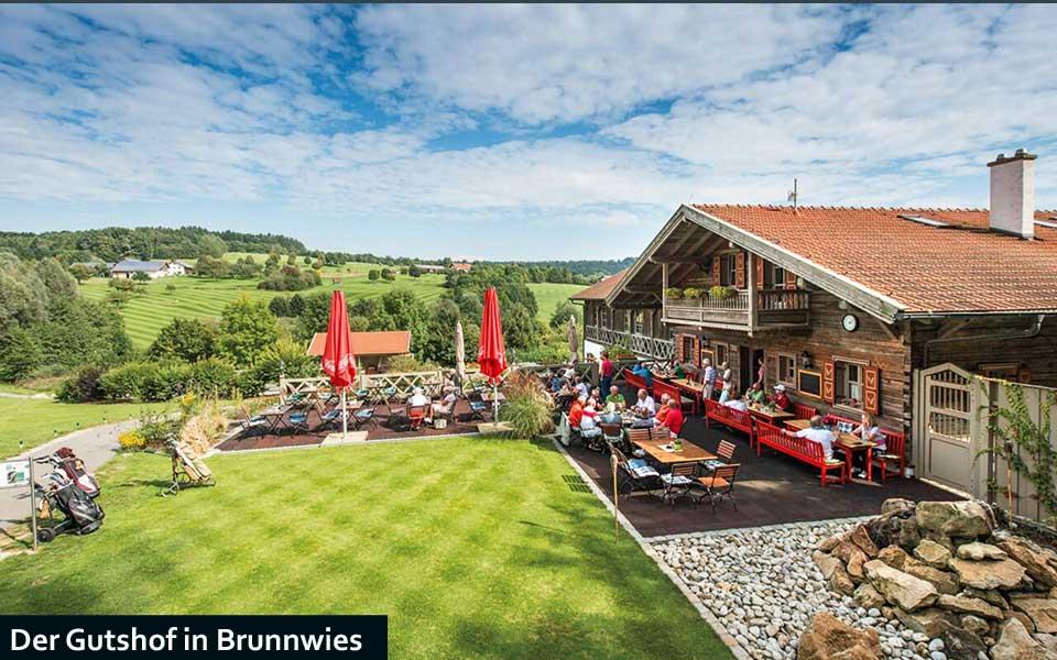 quellness golf resort bad griesbach gutshof brunnwies - Quellness Golferlebnis