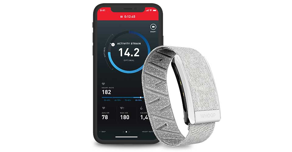 WHOOP Fitness-Tracker