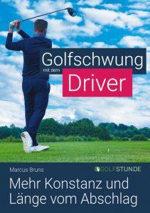 """Buchcover """"Golfschwung mit dem Driver"""""""