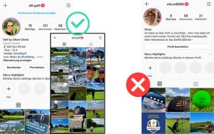 Instagram Feed Do's and Don'ts