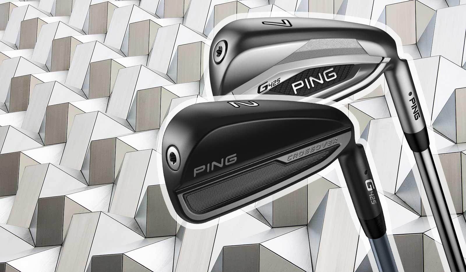 PING G425 Eisen Crossover - PING präsentiert die Serie G425 – Eisen und Crossover