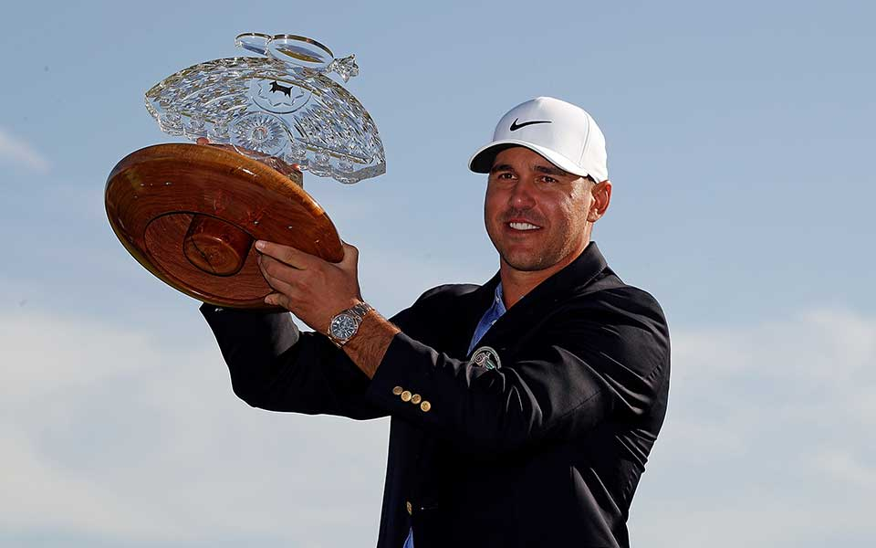 Brooks Kopeka gewinnt WM Phoenix Open