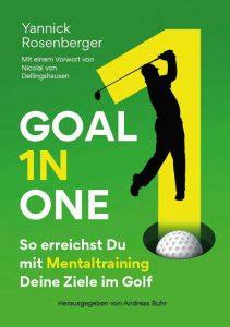 "Buchcover ""Goal 1n One"""
