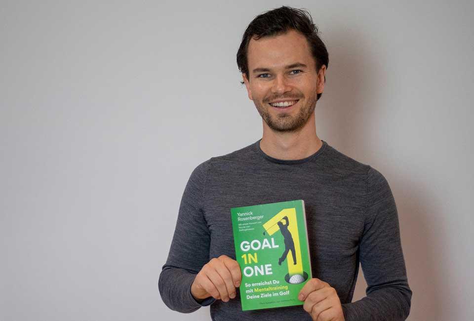 "Yannick Rosenberger Buch ""Goal 1n One"""