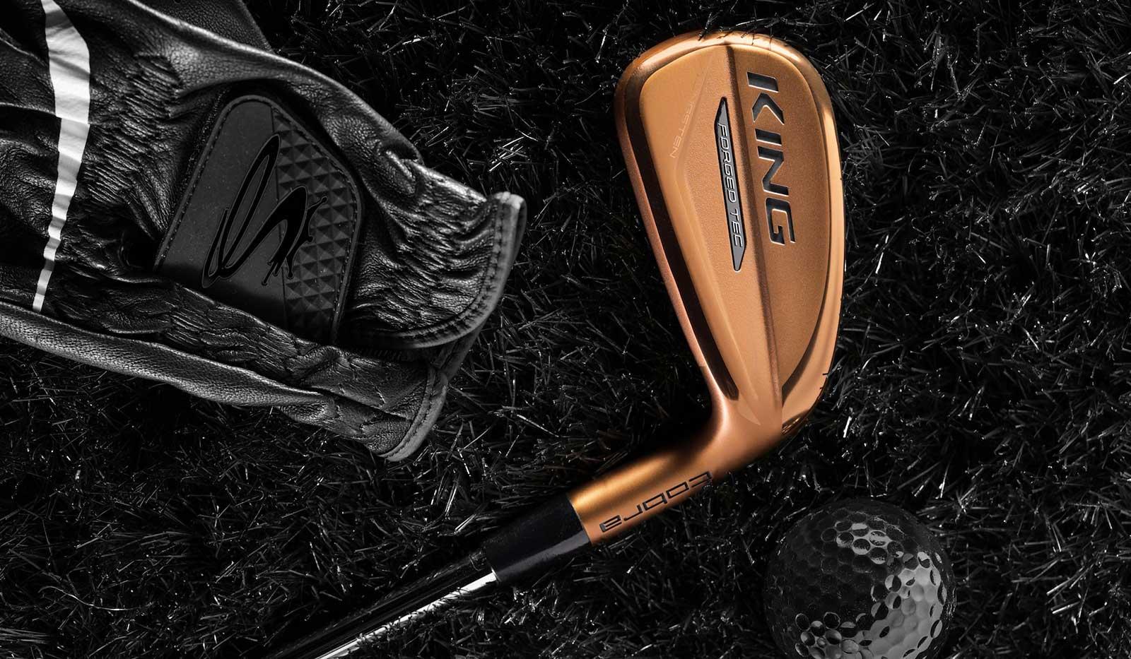 COBRA Golf KING Forged TEC Copper Eisen