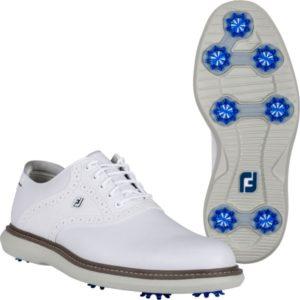 FootJoy Golfschuh Traditions weiß