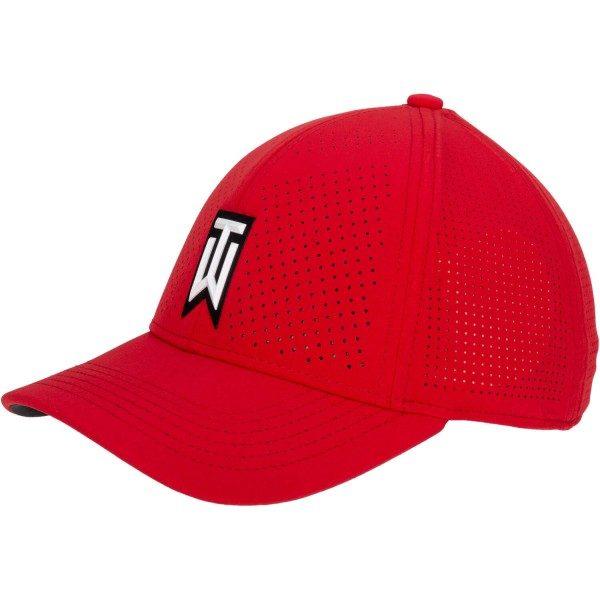 Nike Golf Cap TW Heritage86 rot