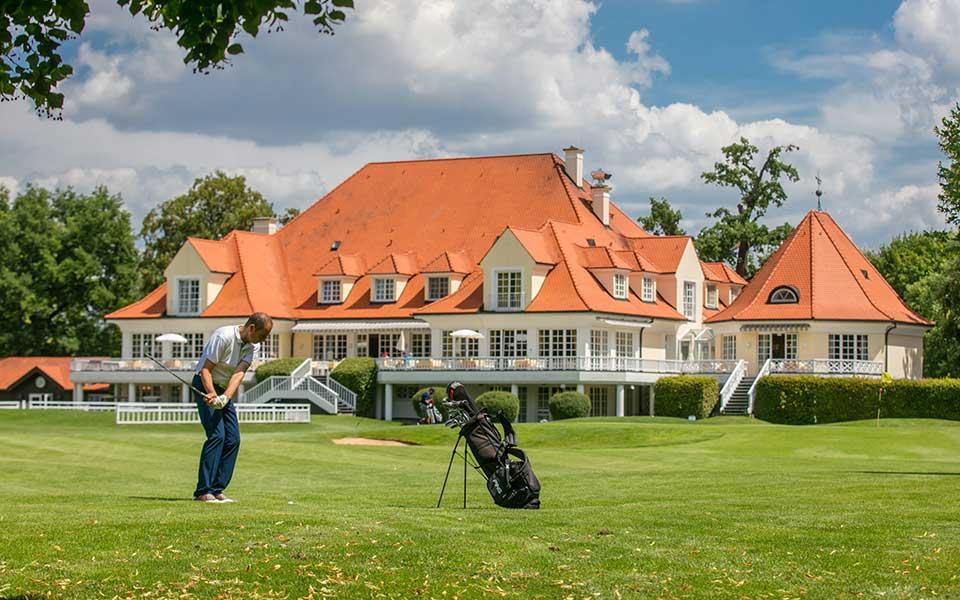 Wittelsbacher Golfclub Clubhaus