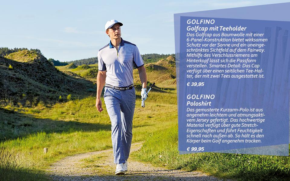 Golfino Kollektion Blue Summer