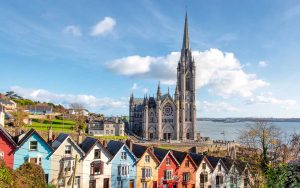 Cobh Cathedral Irland
