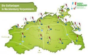Golfanlagen Mecklenburg Vorpommern