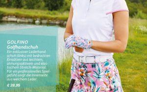 Golfino Kollektion Summer Birds