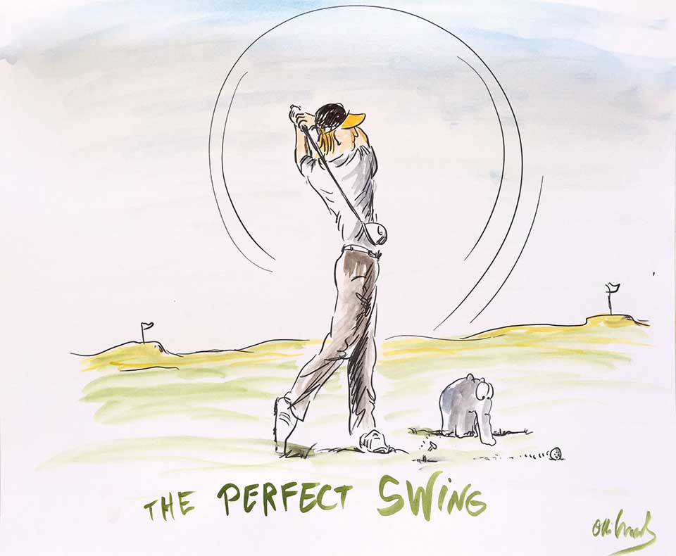 The perfect Swing Otto Waalkes