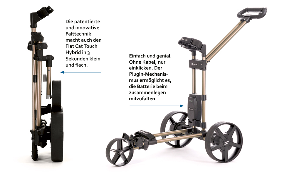 flatcat touchhybrid bronze 01 - H wie hyper, hyper, Hybrid. Der neue Flat Cat Touch Hybrid!