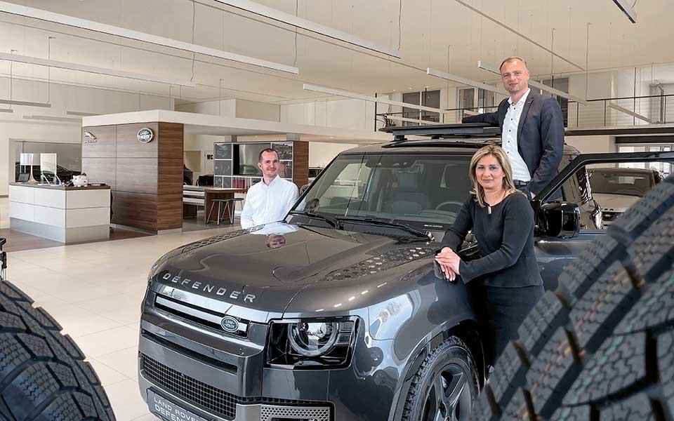 Anders Automobile - Der Klassiker kehrt zurück – Land Rover Defender